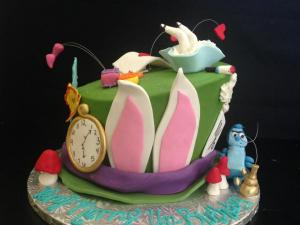 3d alice in wonderland