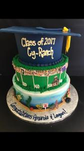 Cy Ranch Custom Graduation